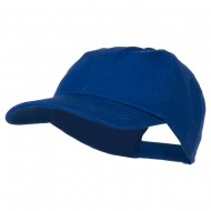 6 Panel Unstructured Pro Style Cap - Royal