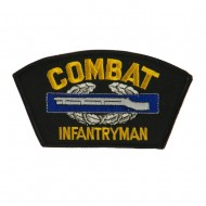 Special Forces Military Large Patch - Combat Infantryman