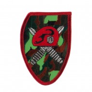 Army Small Embroidered Military Patch - Special Force 3