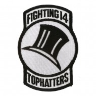 Naval Squadron Patches - Fighting 14