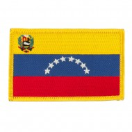 South America Flag Embroidered Patches - Venezuela