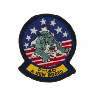 Navy Tomcat Embroidered Military Patch - New Breed