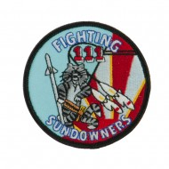 Navy Tomcat Embroidered Military Patch - Fighting 3
