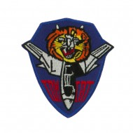 Navy Tomcat Embroidered Military Patch - Tom Cat