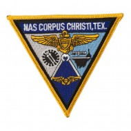 Triangular Navy Airfield Patches - NAS