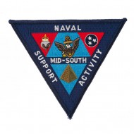 Triangular Navy Airfield Patches - NSA