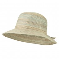 UPF 40+ Crushable Bucket Hat - Brown Blue