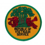 Veteran Embroidered Military Patch - Rep