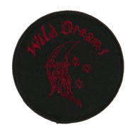 Veteran Embroidered Military Patch - Wild Dreams