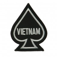 Veteran Embroidered Military Patch - Vietnam Ace