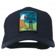 Their War Not Over Military Patch Cap - Navy