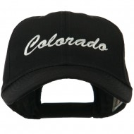 Western States Embroidered Cap - Colorado