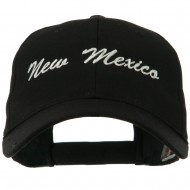 Western States Embroidered Cap - New Mexico