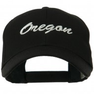 Western States Embroidered Cap - Oregon