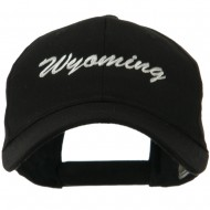 Western States Embroidered Cap - Wyoming