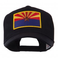 USA Western State Embroidered Patch Cap - Arizona