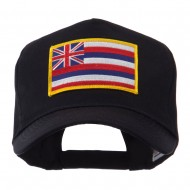 USA Western State Embroidered Patch Cap - Hawaii