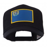 USA Western State Embroidered Patch Cap - Nevada