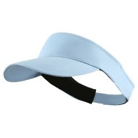 Visor - Blue Brushed Cotton Sunvisor
