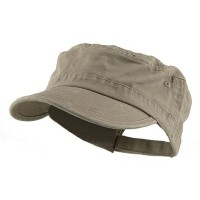 Cadet - Khaki Enzyme Regular Solid Army Cap