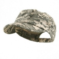 Cadet - Digital Camo Sky Blue Camo Enzyme Army Cap