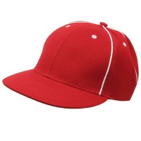 Ball Cap - Red Prostyle Wool Look Cap