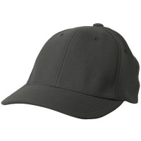 Ball Cap - Charcoal Ultra Fit Deluxe Brushed Cap