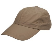 Ball Cap - Khaki UV 45+ Sun Protection Sunshields Caps