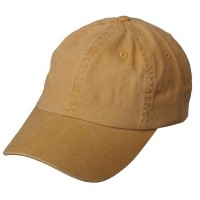 Ball Cap - Mango Low Profile Washed Cap