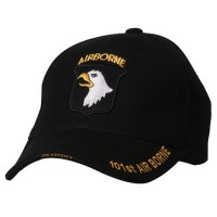 Embroidered Cap - 101st Airborne Military Cap