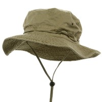 Outdoor - Khaki Pigment Dyed Bucket