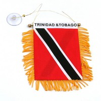 Banner - Trinidad Tobago World Mini Banner