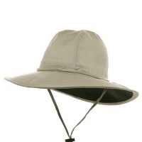 Outdoor - Oatmeal SPF 50+Sun Protection Trail Hats