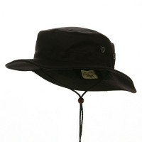 Outdoor - Navy Cotton Twill Bucket Hats