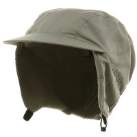 Trooper - Grey Outdoor Hunting Cap