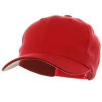 Ball Cap - Red Gold Crown Plastic Child Crown