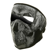 Face Mask - Skull Neoprene Full Face Mask
