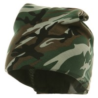 Wrap - Woodland Camo Headb, Neckerchief Cap