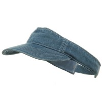 Visor - Light Denim Denim Visor