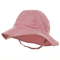 Bucket - Pink Natural Cotton Beanies