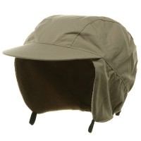 Trooper - Khaki Outdoor Hunting Cap