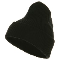 Beanie - Black G.I.Watch Cap with Cuff
