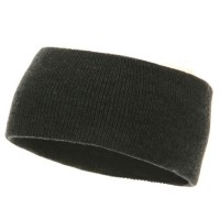 Band - Charcoal Acrylic Headband