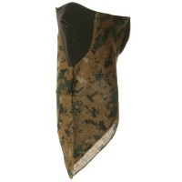 Face Mask - Green Neodanna Mask Neck Cover