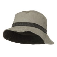 Bucket - Putty Black Youth Reversible Hats