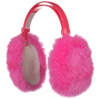 Warmer - Neon Pink Thermal Insulated Ear Muff