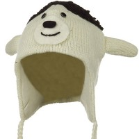 Costume - Sheep Punk Monkey Wool Ski Beanie