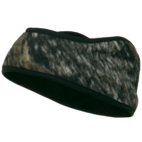 Band - Oak MUR Pola Fleece Headband