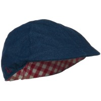 Ivy - Blue Child Denim Duckbill Cap
