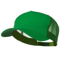 Ball Cap - Kelly Big Size Trucker Mesh Cap